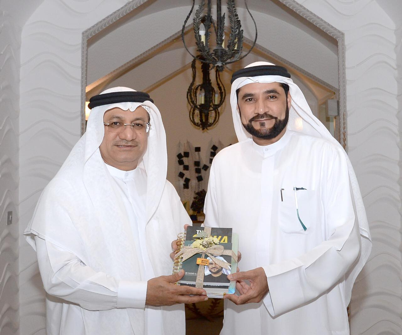 H.E. Humaid Al Qutami - Chairman of Dubai Health Authority