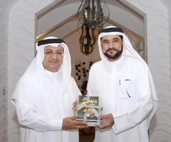 H.E. Humaid Al Qutami - Chairman of Dubai Health Authority