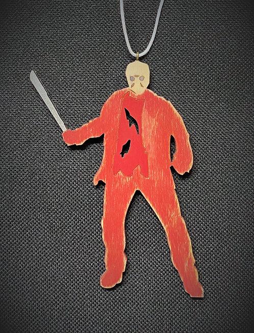 Jason Voorhees Ornament