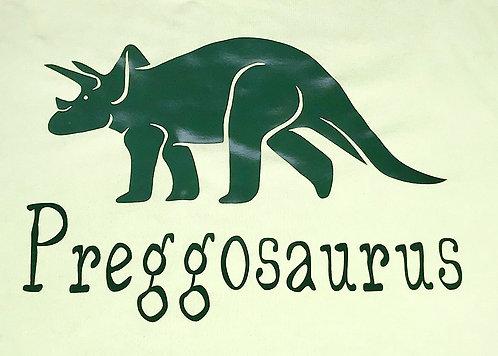 Preggosaurus T-shirt