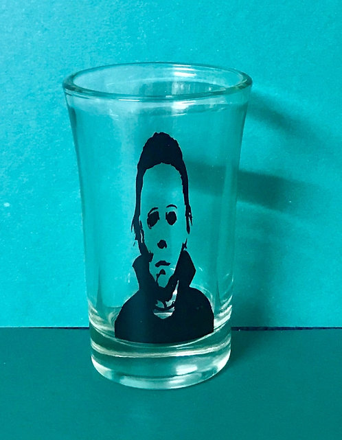 Michael Myers Shotglass