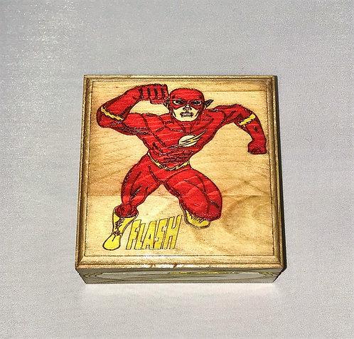 The Flash Trinket Box
