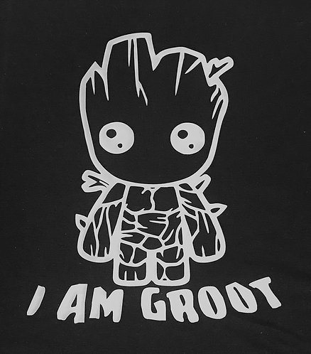 I Am Groot (White) T-shirt
