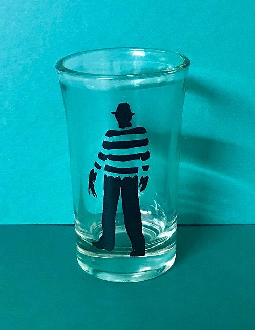 Freddy Krueger Shotglass