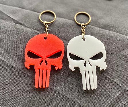 Punishers Key Chain