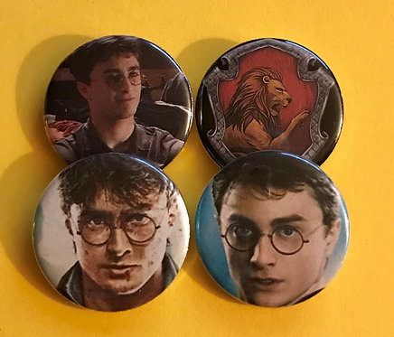 4 pc Harry Potter