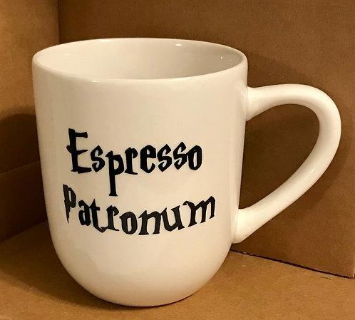 Espresso Patronum Coffee Cup