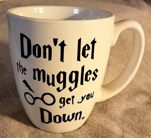 Muggles Coffee Cup