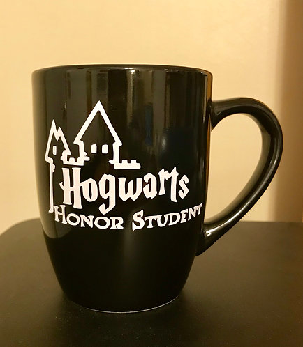 Hogwarts Honor Student Coffee Cup