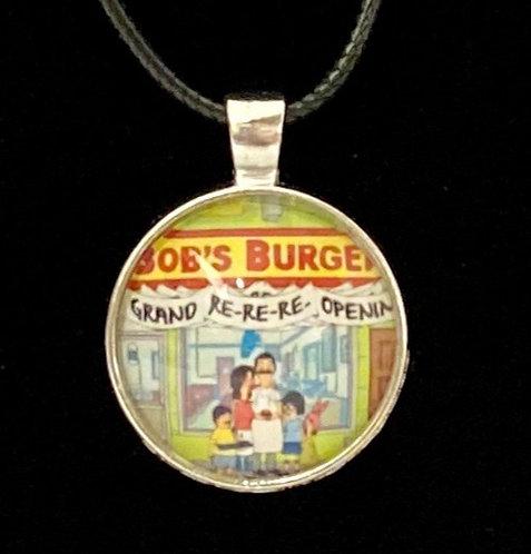 Bob's Burgers Necklace