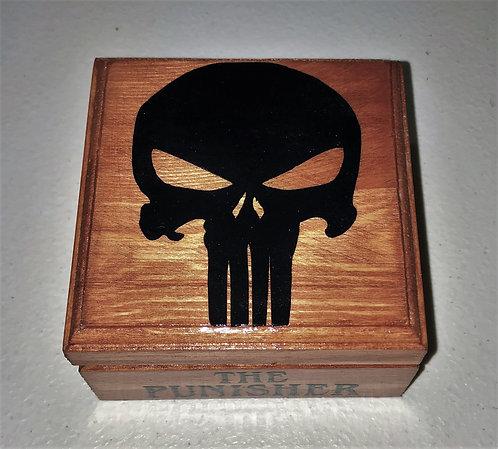 The Punisher Trinket Box
