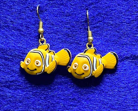 Marlin Earrings