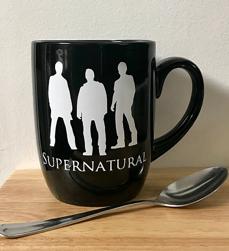 Supernatural Coffee Cup