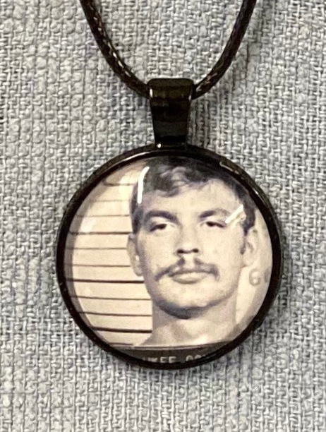 Jeffrey Dahmer Necklace