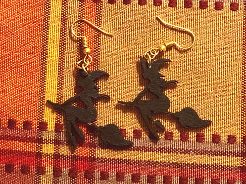 I'm just a Witch Earrings