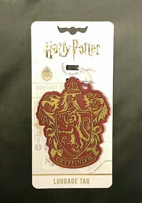 Harry Potter Gryffindor House Luggage Tag