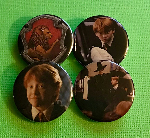 4 pc Ron Weasley