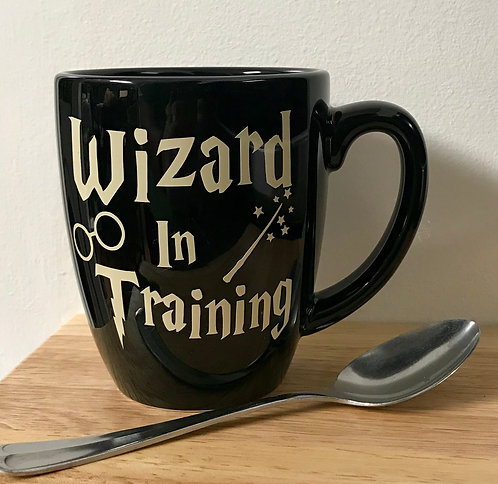 Wizard in Training Coffee Cup