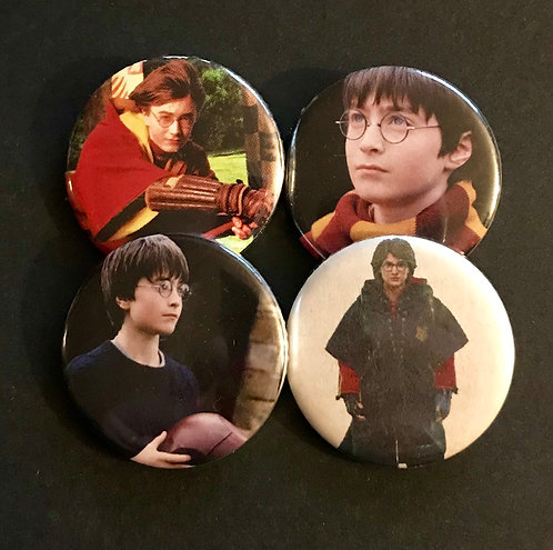 4 pc Harry Potter