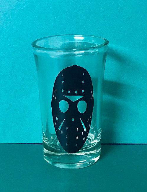 Jason Voorhees Shotglass