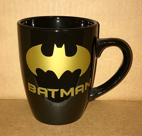 Batman Coffee Cup