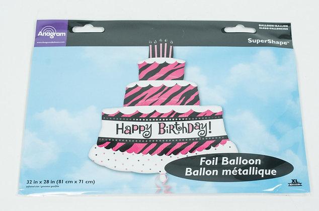 בלון ענק יום הולדת/מזל טוב/לידה/אהבה