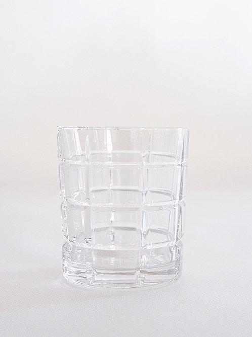 6 Vasos de whisky Cristal de Bohemia