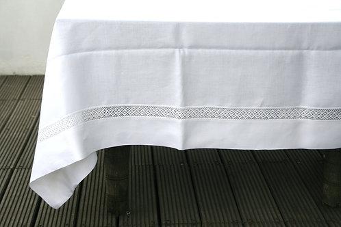 Mantel Blanco Encaje