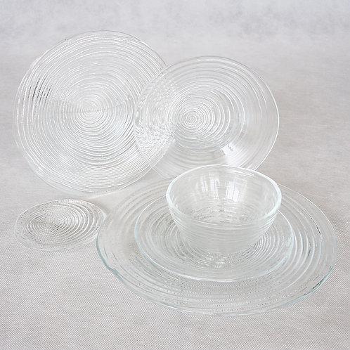 Vajilla Espiral 36 piezas