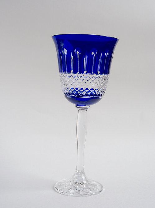 COLORES 6 Copas vino azul 170ml