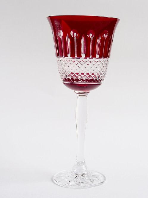 COLORES 6 Copas agua rojo 220ml