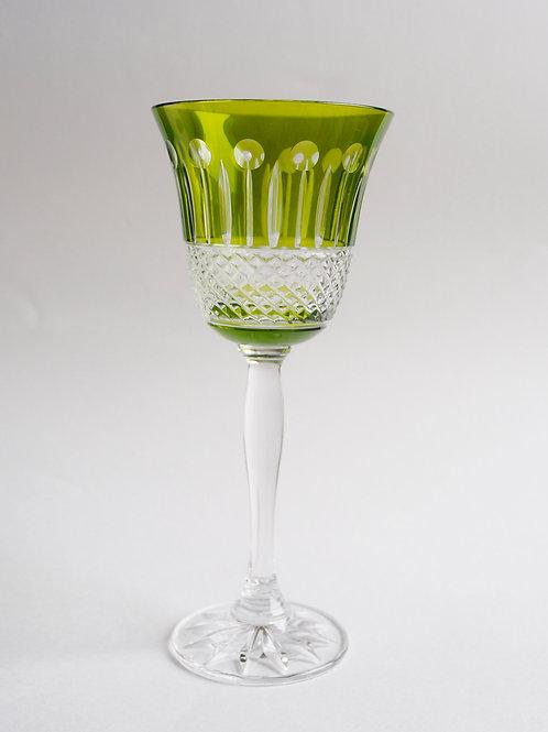 COLORES 6 Copas vino verde 170ml