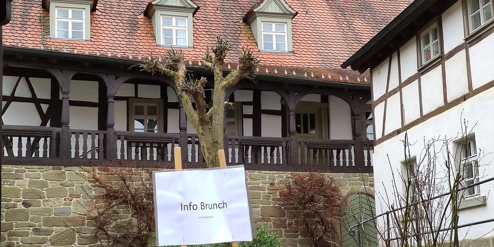 Info-Brunch im Pilgerhof Altenmünster