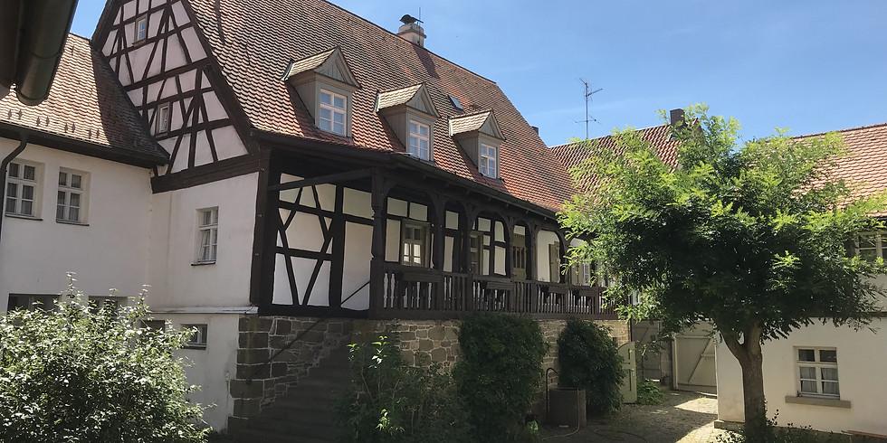 Info-Brunch im Pilgerhof Altenmünster für Interessierte