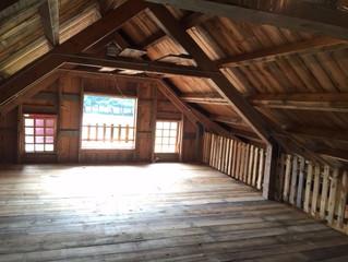 Welcome Barn Loft