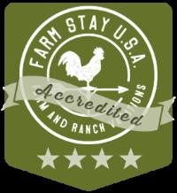 4 Star Accreditation Badge