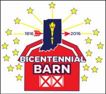 Indiana Bicentennial Barn