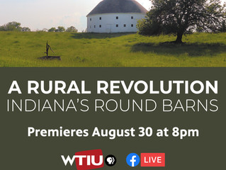 A Rural Revolution: Indiana's Round Barns