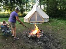 Creekside Solitude Tent Camping