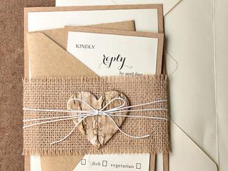 15 Great Farm Wedding Invitations