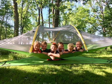 Hammock Tree Tent