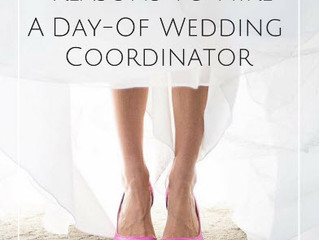 4 Reasons Why You Should Hire a Wedding Coordinator