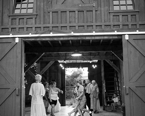 Don't Even Think About Having a Barn Wedding Without Reading This First