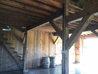 Welcome Barn Transformation