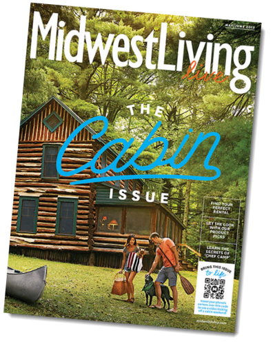 Cabin Issue June 1029