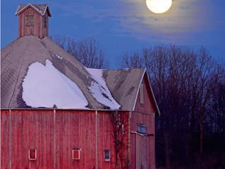 Saving Indiana's Last Round Barns