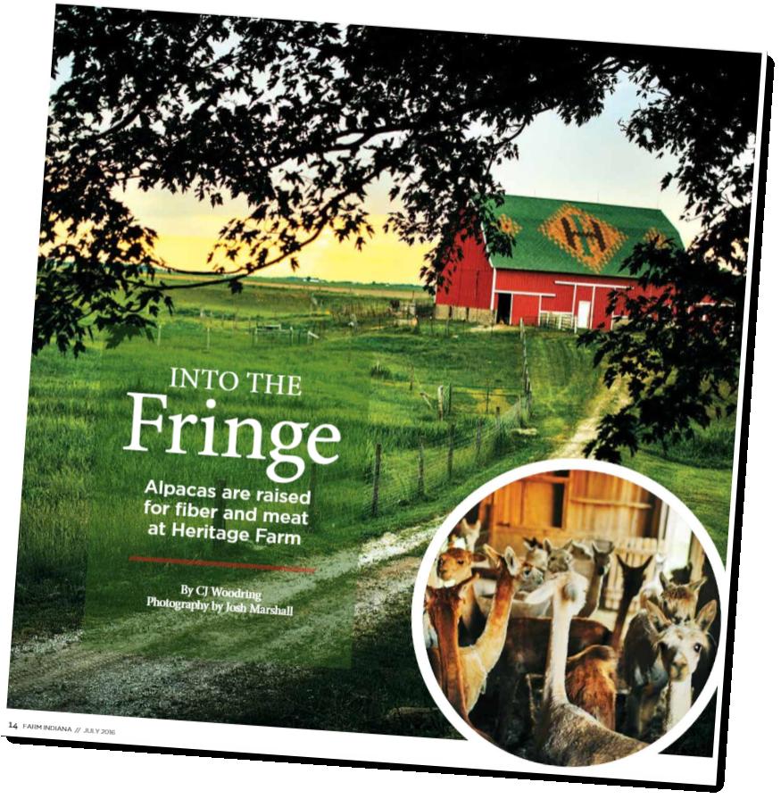 Farm Indidana Magazine