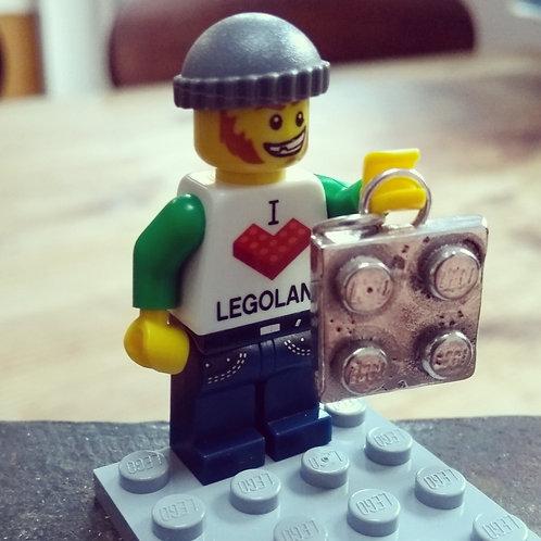 Lego Flat Four Silver