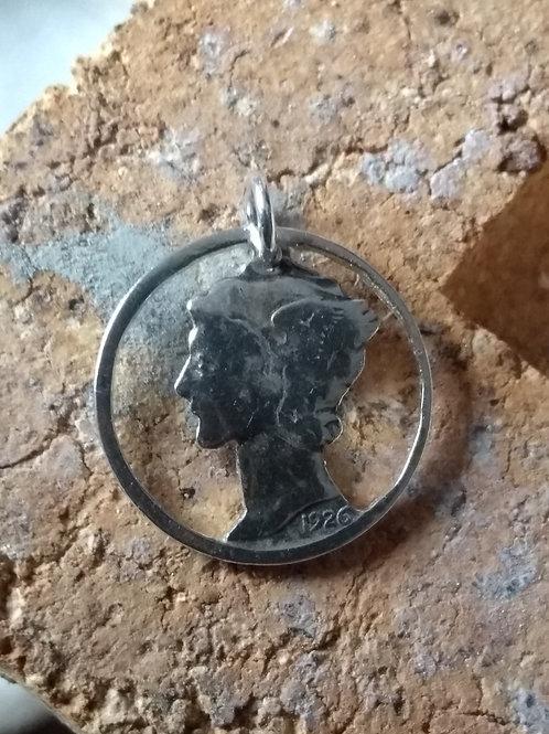 Mercury Nickel 1926