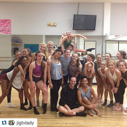 #Repost _jigtvlady with _repostapp._・・・_Grateful for the amazing week with _jasonvparsons and _conte